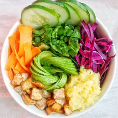 Chili Lime Buddha Bowl