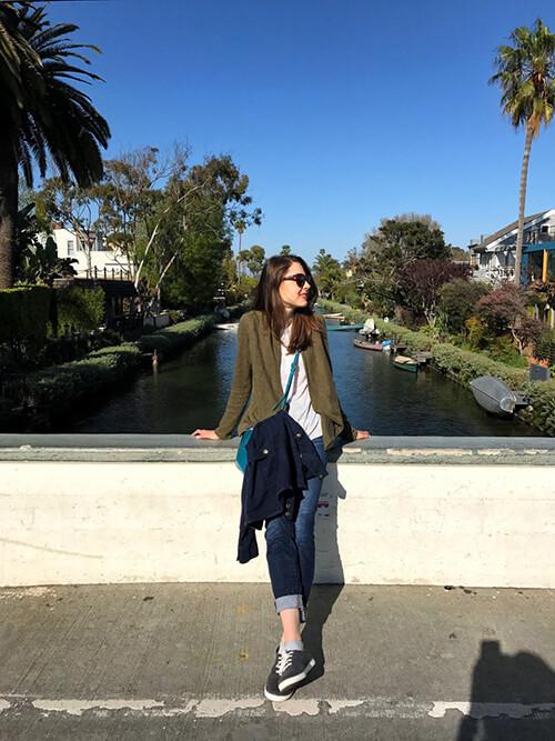 Danielle Judson RDN Nutrition Coach Venice Canals